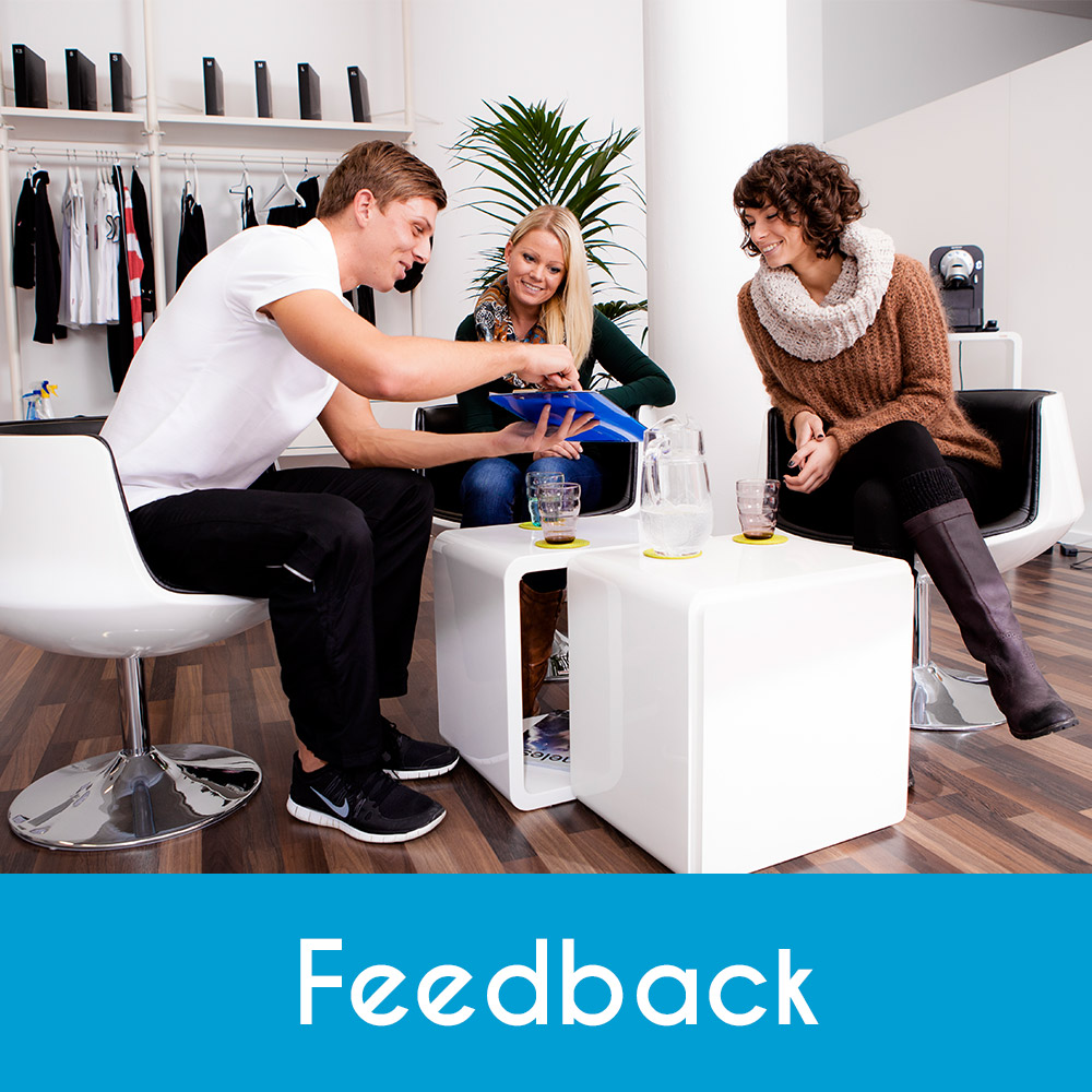 Feedback Shapes EMS Straubing